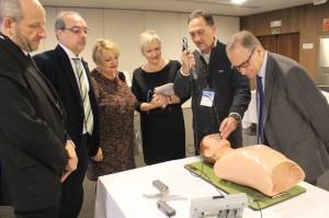2016 11 25 VI Jornadas Anestesia y Reanimacion inaugurac B web
