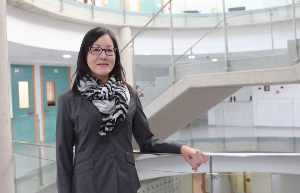 Premio 2016 Mejor Tesis Doctoral a Miriam Natsuki Oishi