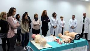 Grupo simulacion pediatrica