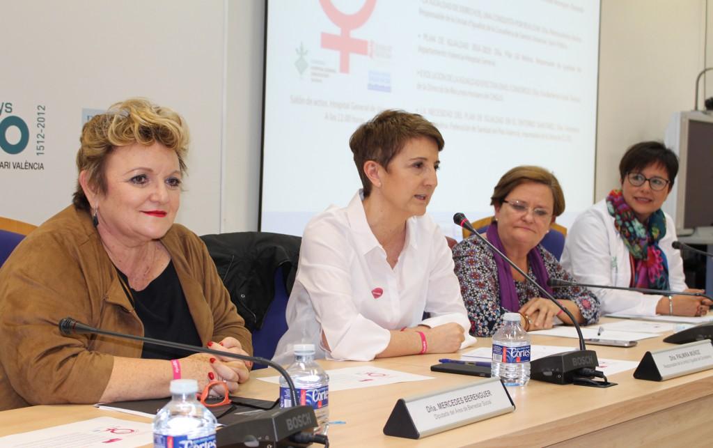 Mercedes Berenguer Dia de la Mujer