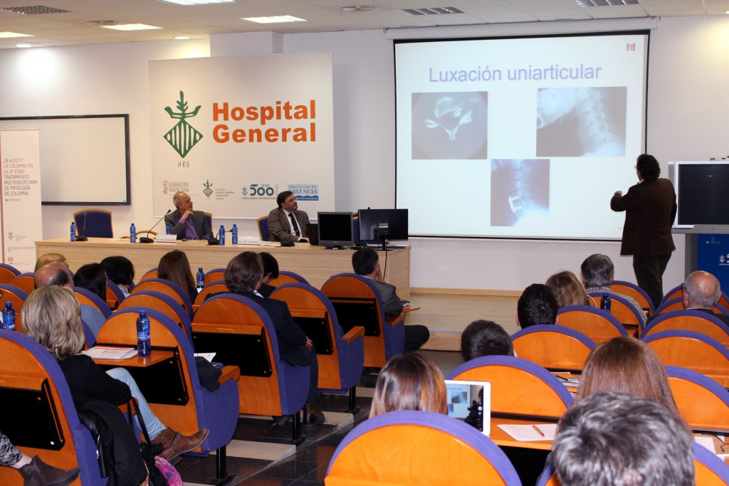 General VLC Simposium Raquis