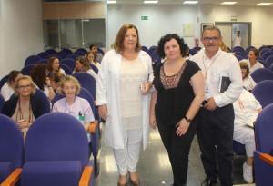 2017 05 15 Rosario Ros, Montse Casaldaliga  y Tomas Aparicio