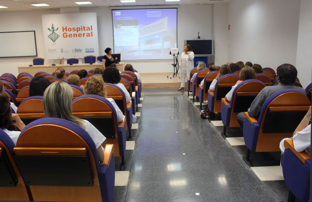 2017 05 15 Seminario Enfermeria Montse y Rosario 2