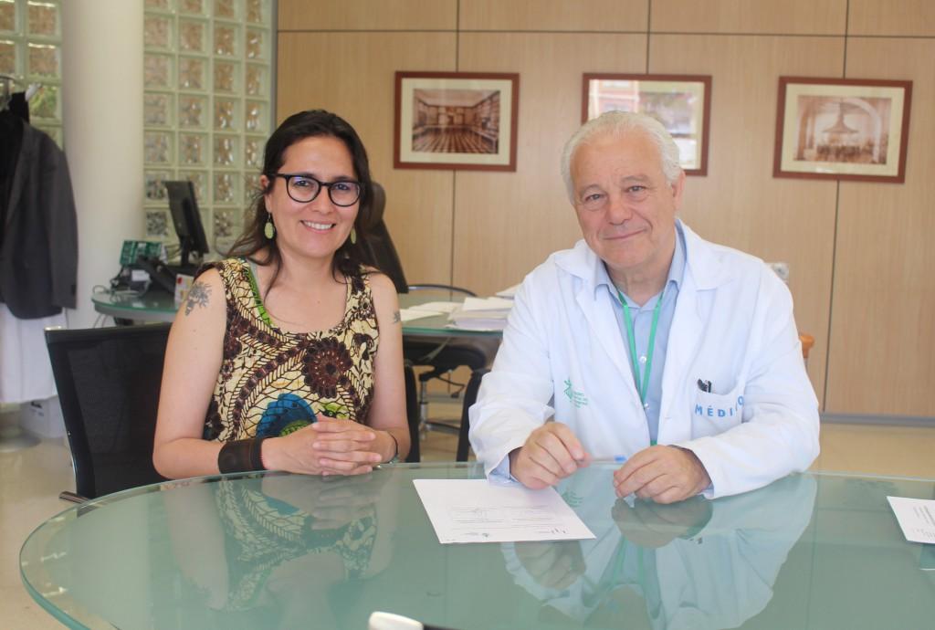 2017 05 17 Firma CHGUV psicologos sin fronteras Dr Ortega Betty Roca