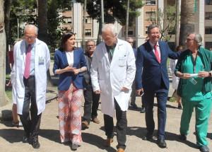 2017 05 19 Visita Onco Camps Monton Ortega Campos