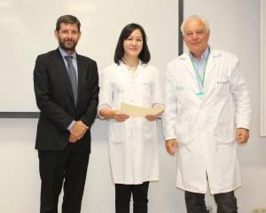 Premio Mejor Tesis Doctoral  Miriam Natsuki