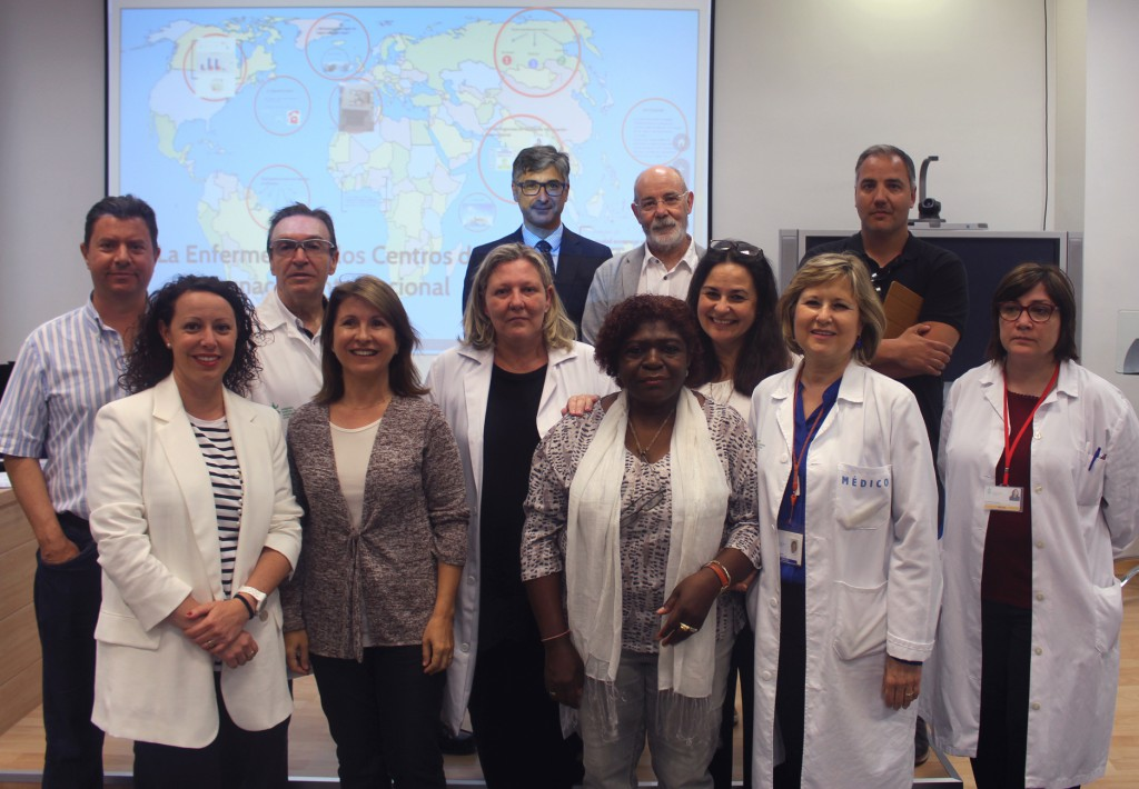 Vacunacion internacional ponentes