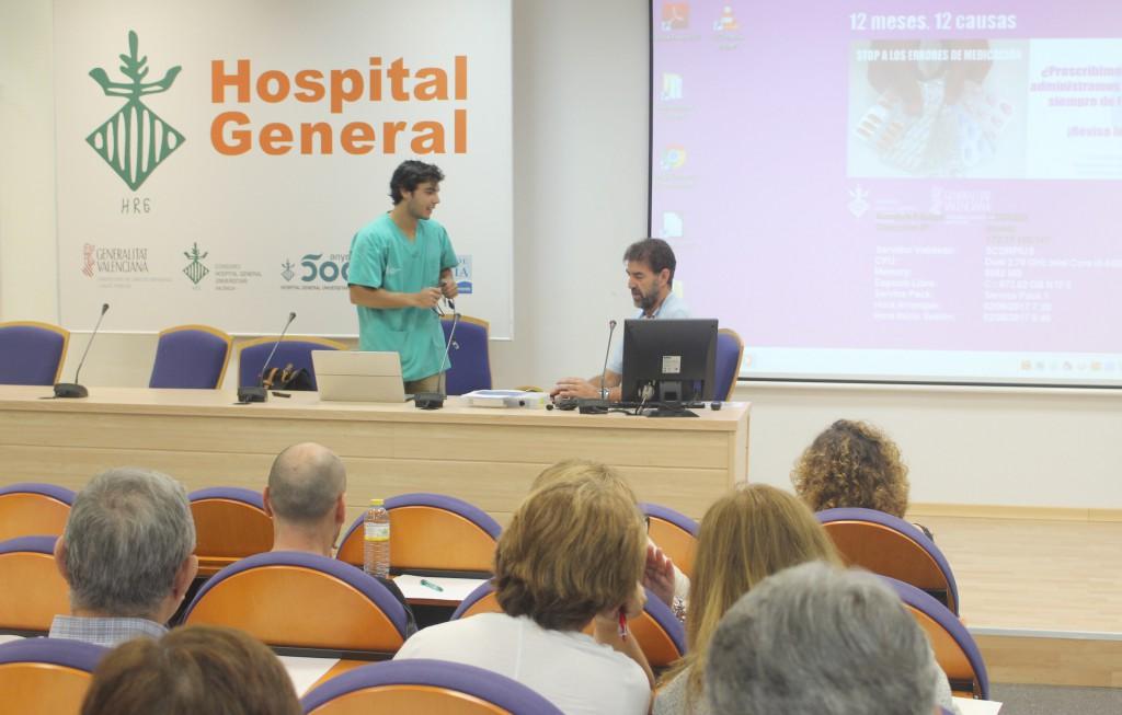 2017 06 02 III Jornada de formacion departamental Antonio Fornos