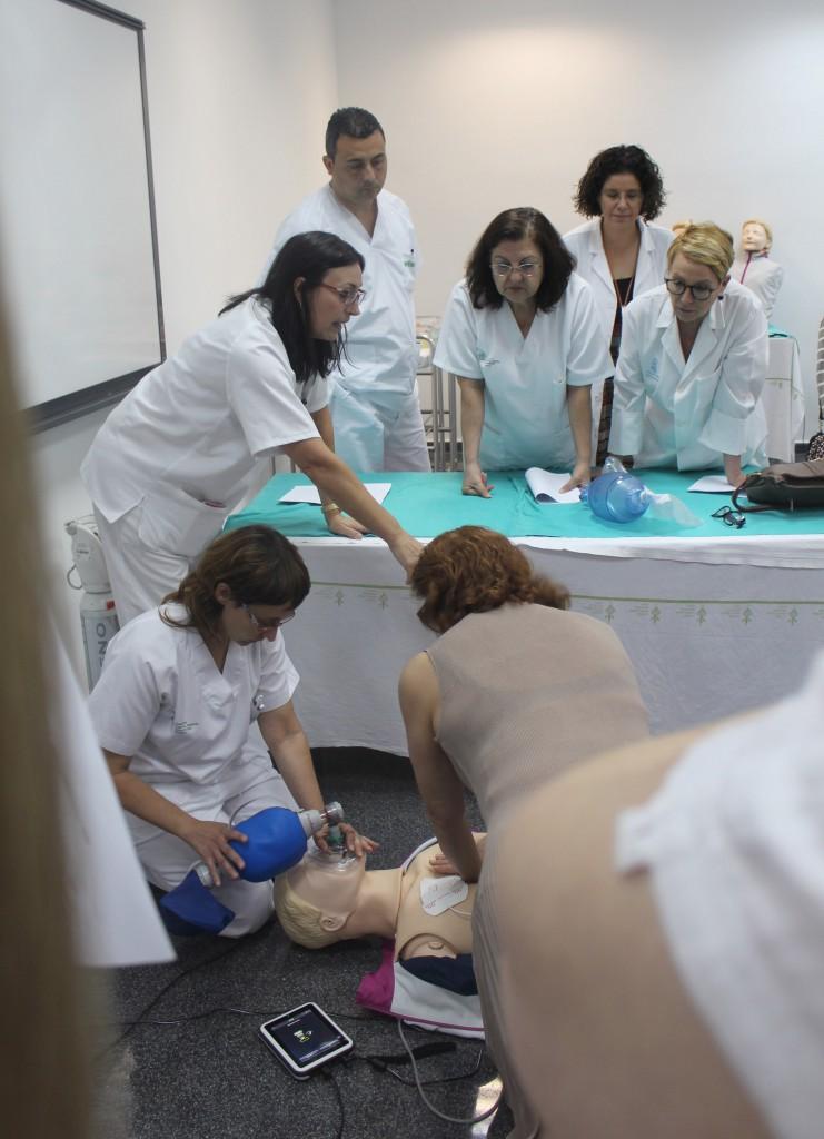 2017 06 06 Curso RCP enfermeria 2