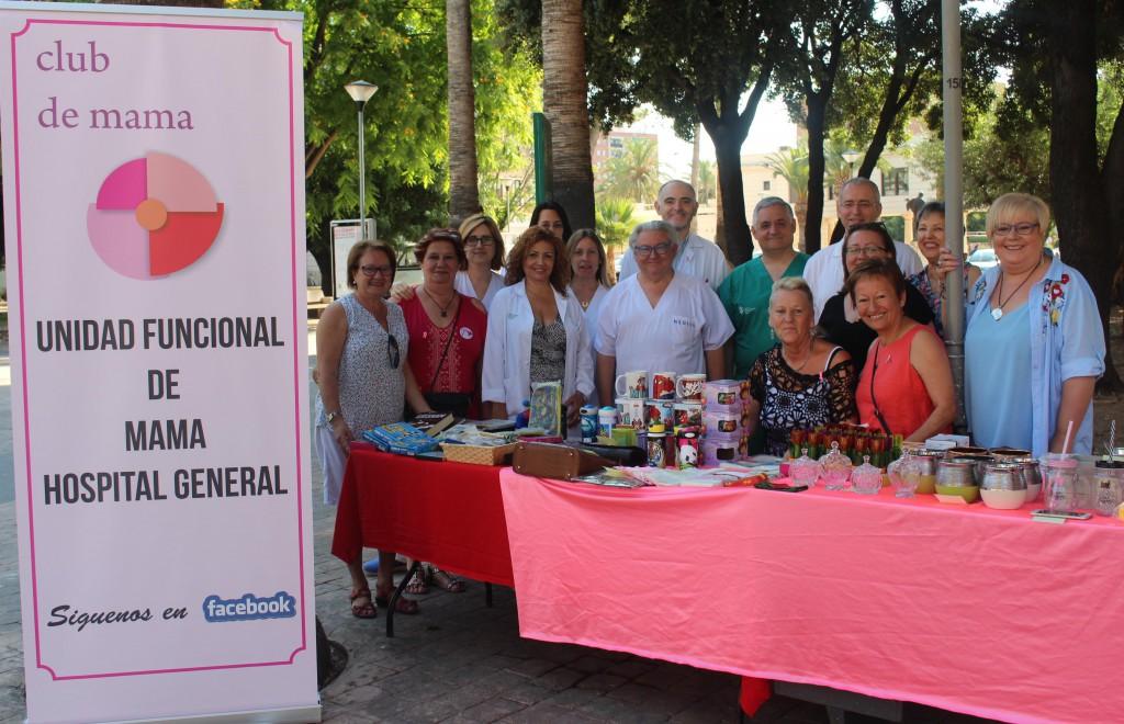 2017 06 22 Mercadillo solidario Grupo