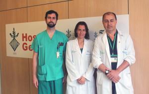 Coordinadores Unidad de Coordinacion Trasplantes HGUV