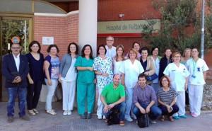 Grupo enfermeria formacion Requena