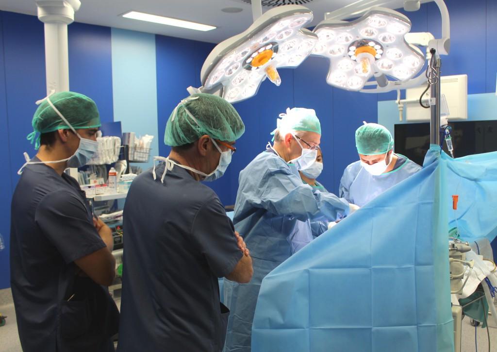 Operacion de mama HGUV