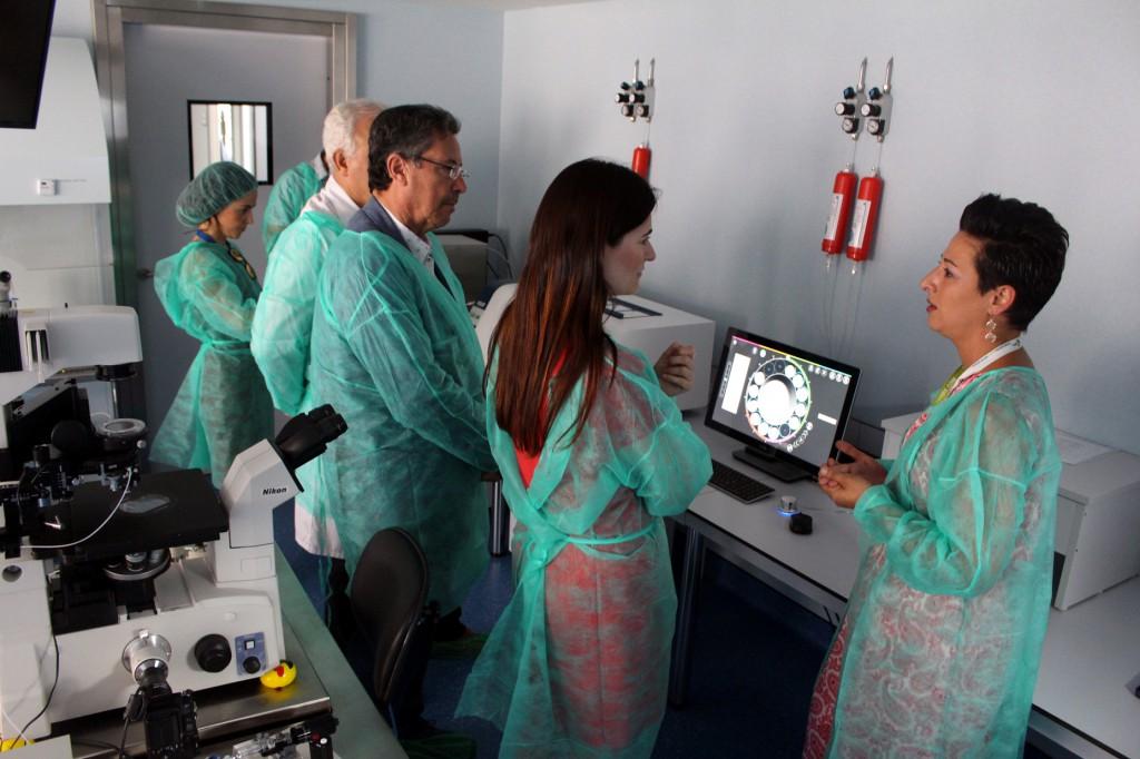 Time-lapse Unidad Medicina Reproductiva