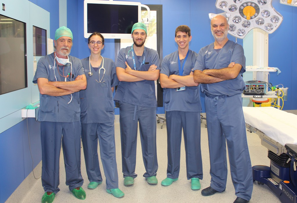 Cirujanos CMA Hospital General Valencia