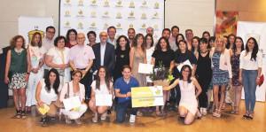 Grupo Carlos Sanchez socio de honor dietistas y nutricion