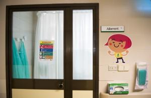 Habitos saludables en Pediatria HGU detalle