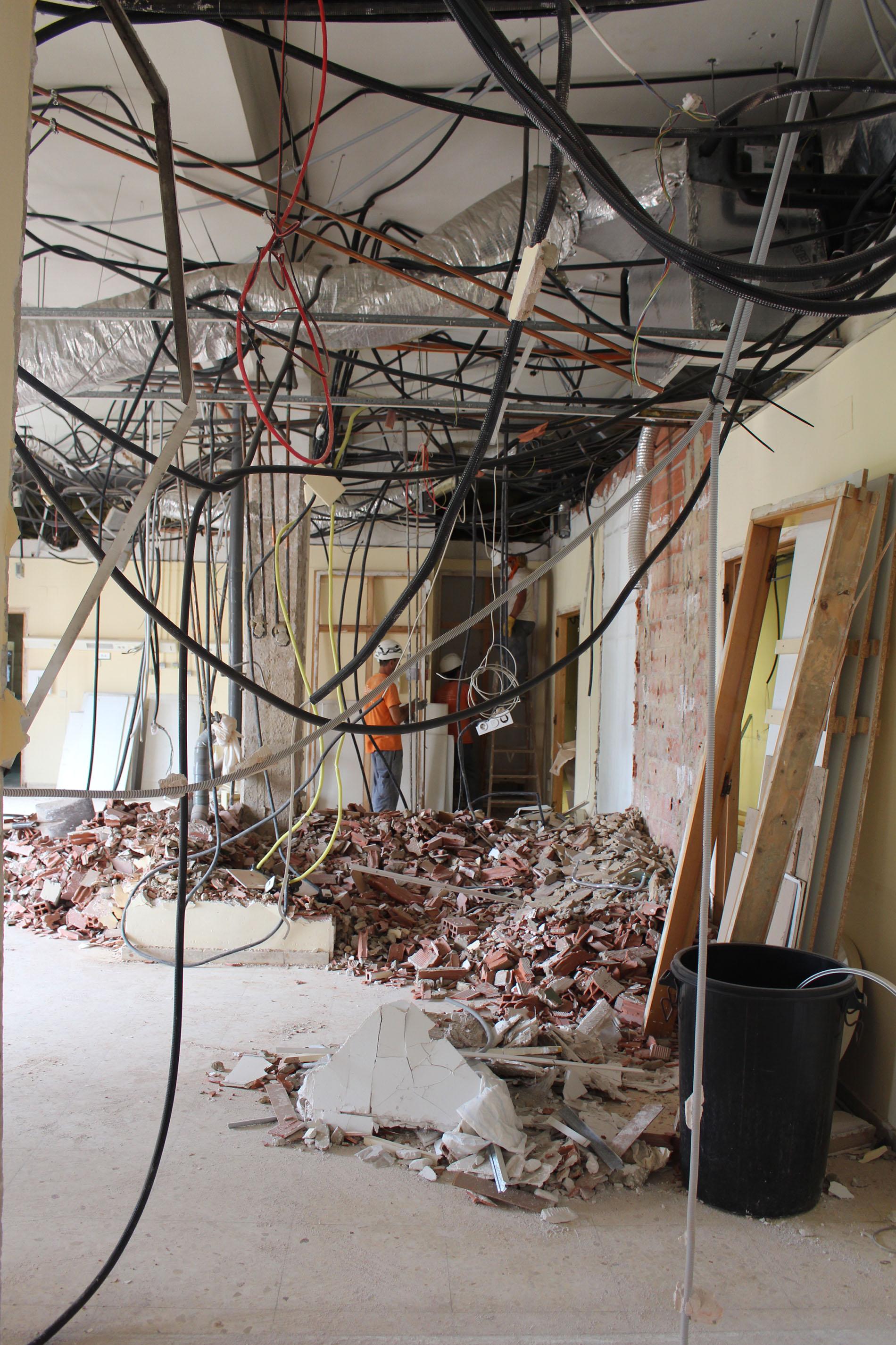 2018 08 02 Remodelacion habitaciones Hospital General Valencia VERT