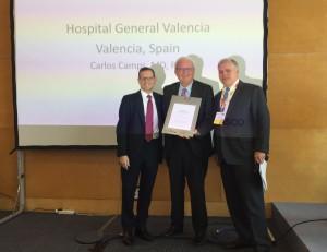 2017 09 11 Carlos Camps Hospital General de VLC certificacion ASCO