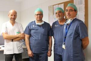 2017 10 03 Visita EACTA visita edificio quirugico HGUV