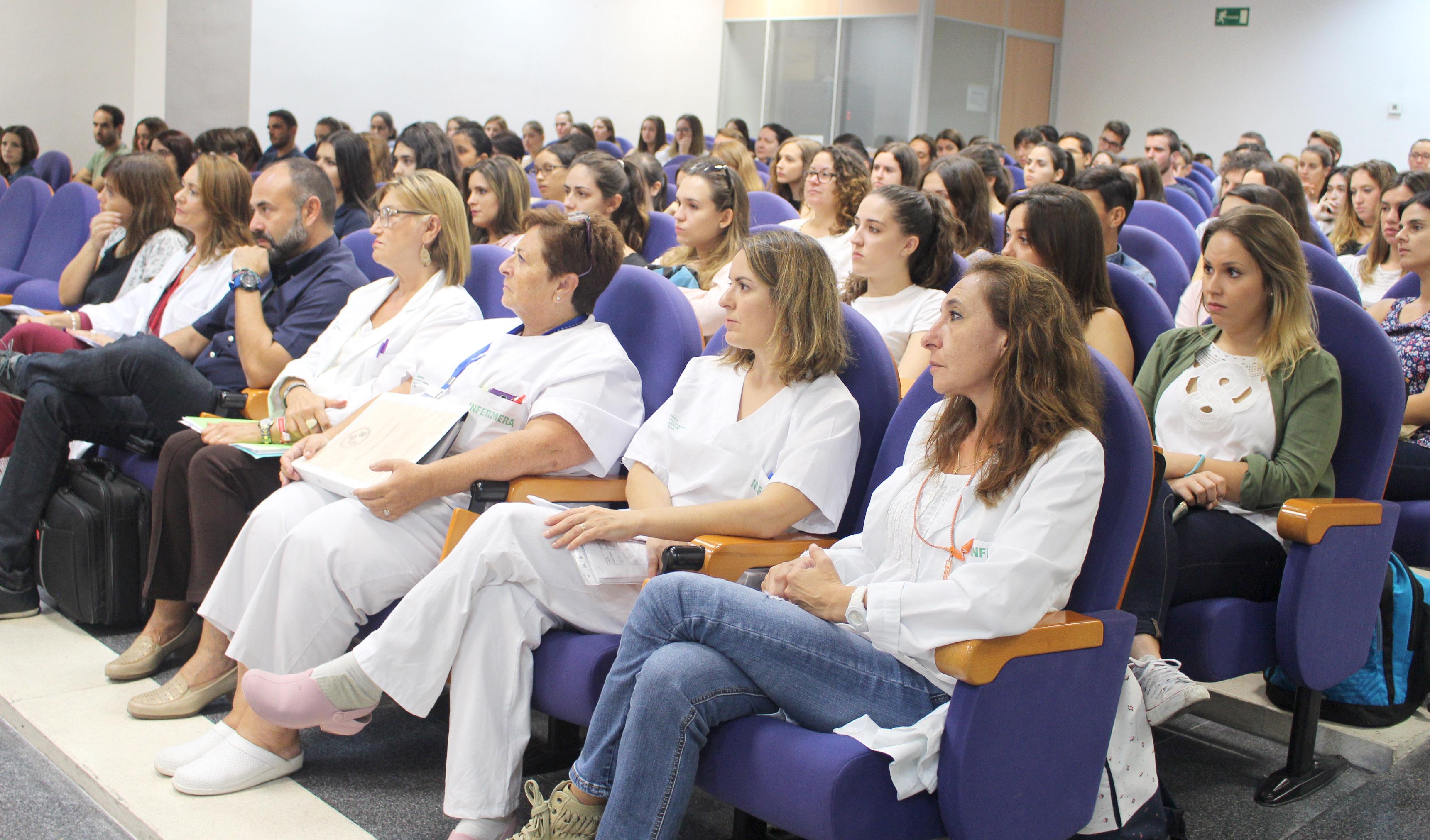 2017 10 05 Bienvenida estudiantes Enfermeria