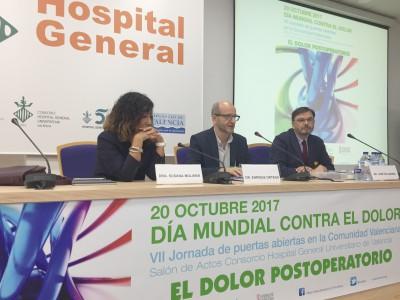 2017 10 19 Inauguracion jornada dia mundial del dolor