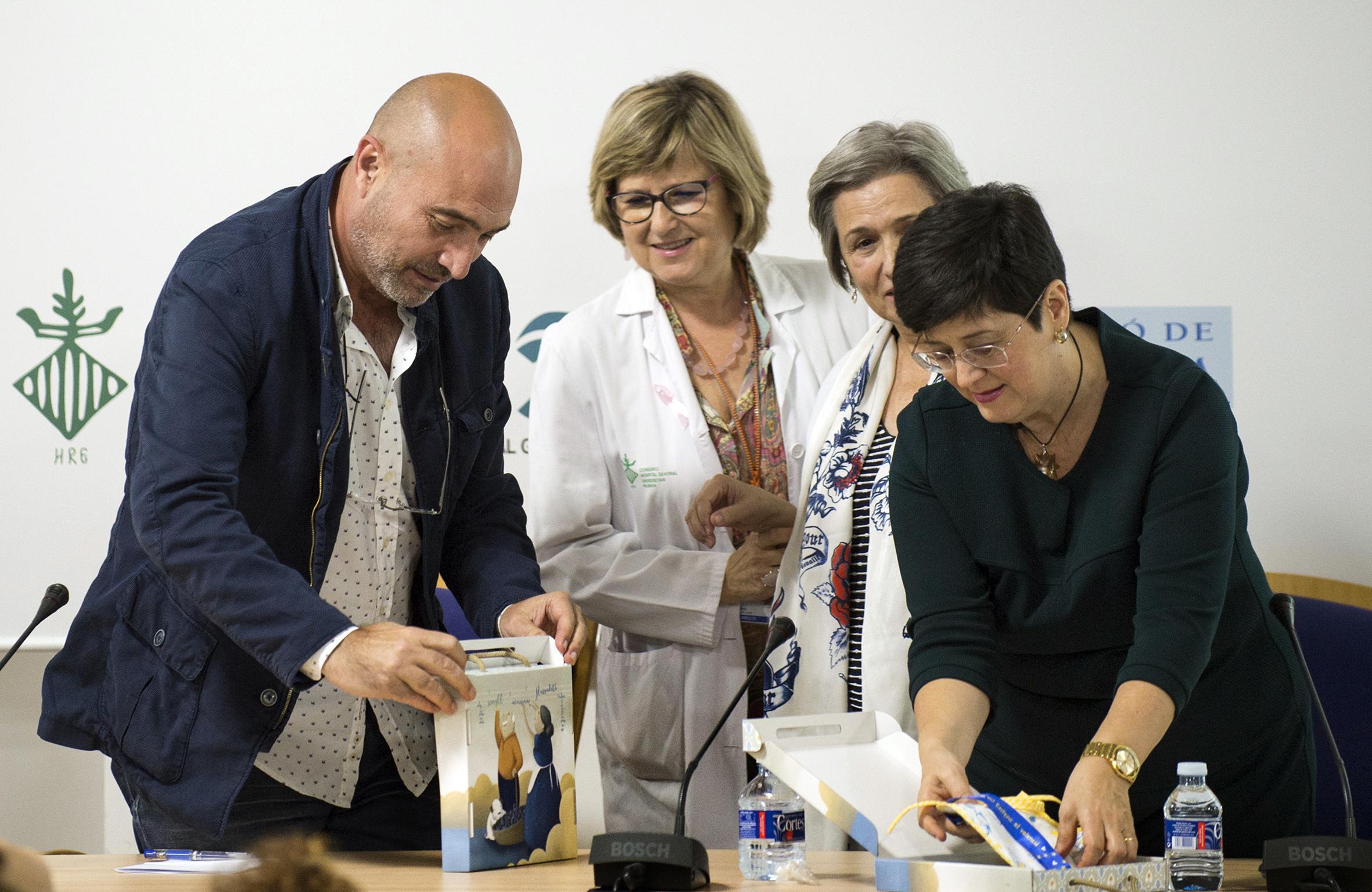 Rius presenta 'Bressolant' en Hospital General foto_Abulaila (6)