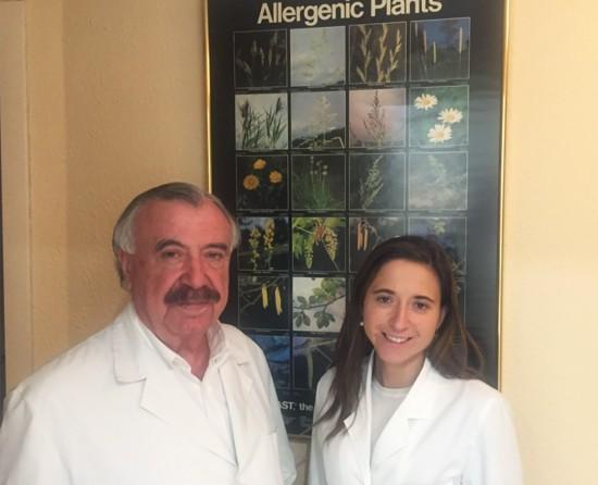 Antonio y Cristina Martorell