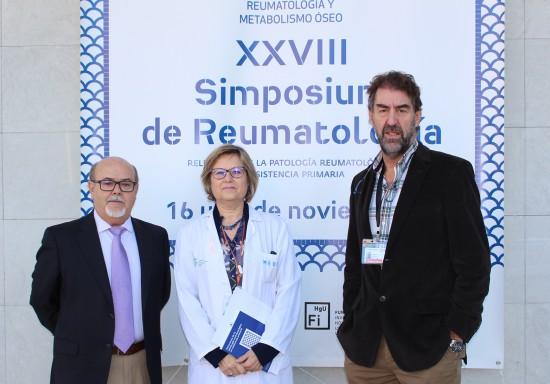 Cartel Simposium Reumatologia HGUV