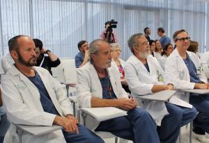 Cirujanos roboticos HGUV