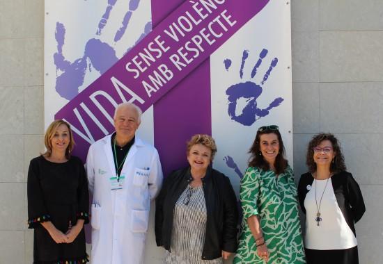 Ponentes jornada contra violencia de genero