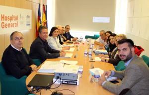 Consejo de Gobierno del Consorcio HGUV