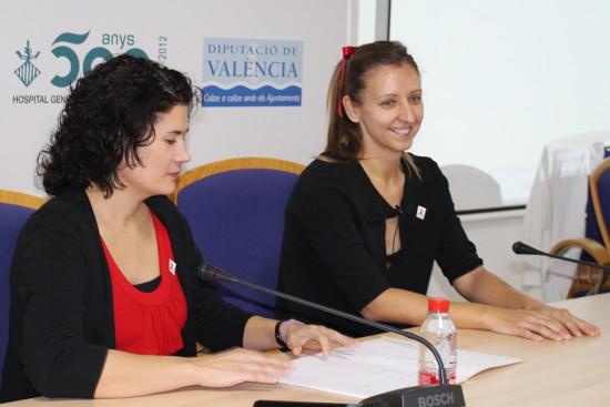 Jornada contra el SIDA HGUV ponentes