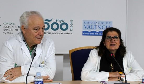 Enrique Ortega y Rosa Ros