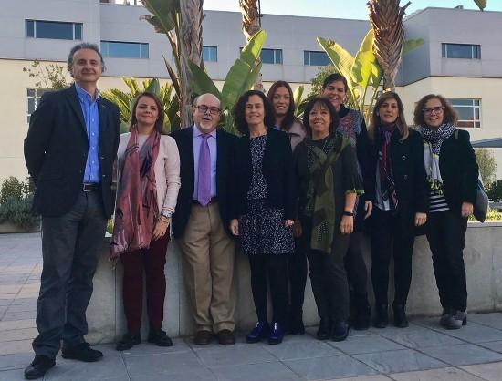 Equipo reumatologia Premio social Fhoemo