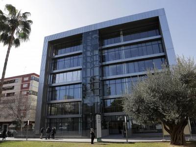Edificio quirurgico CHGUV
