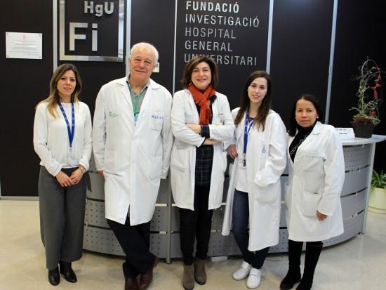 Equipo Biobanco HGUV