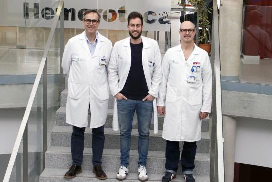 Equipo Urologia HGUV