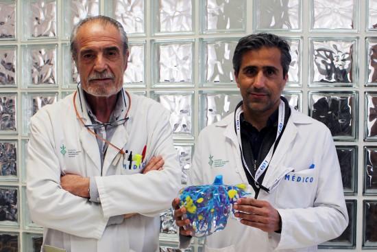 General VLC. Cristobal Zaragoza y Jose Mir
