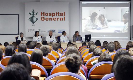 Hospital General VLC. Jornada puertas abiertas residentes
